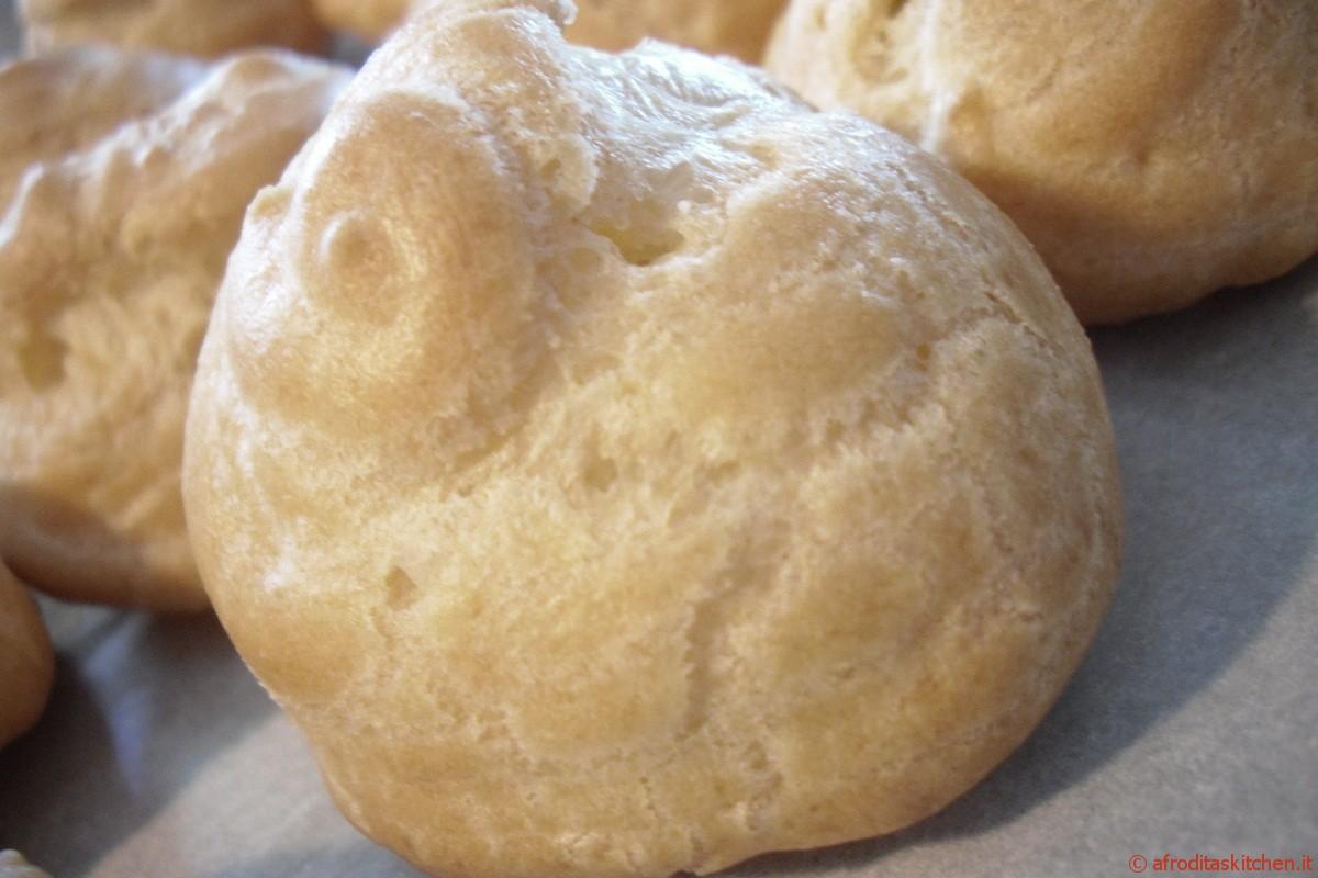 Pasta choux (ideale per bigné dolci e salati)
