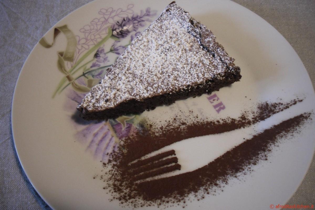 Tenerina: la torta morbida al cioccolato fondente