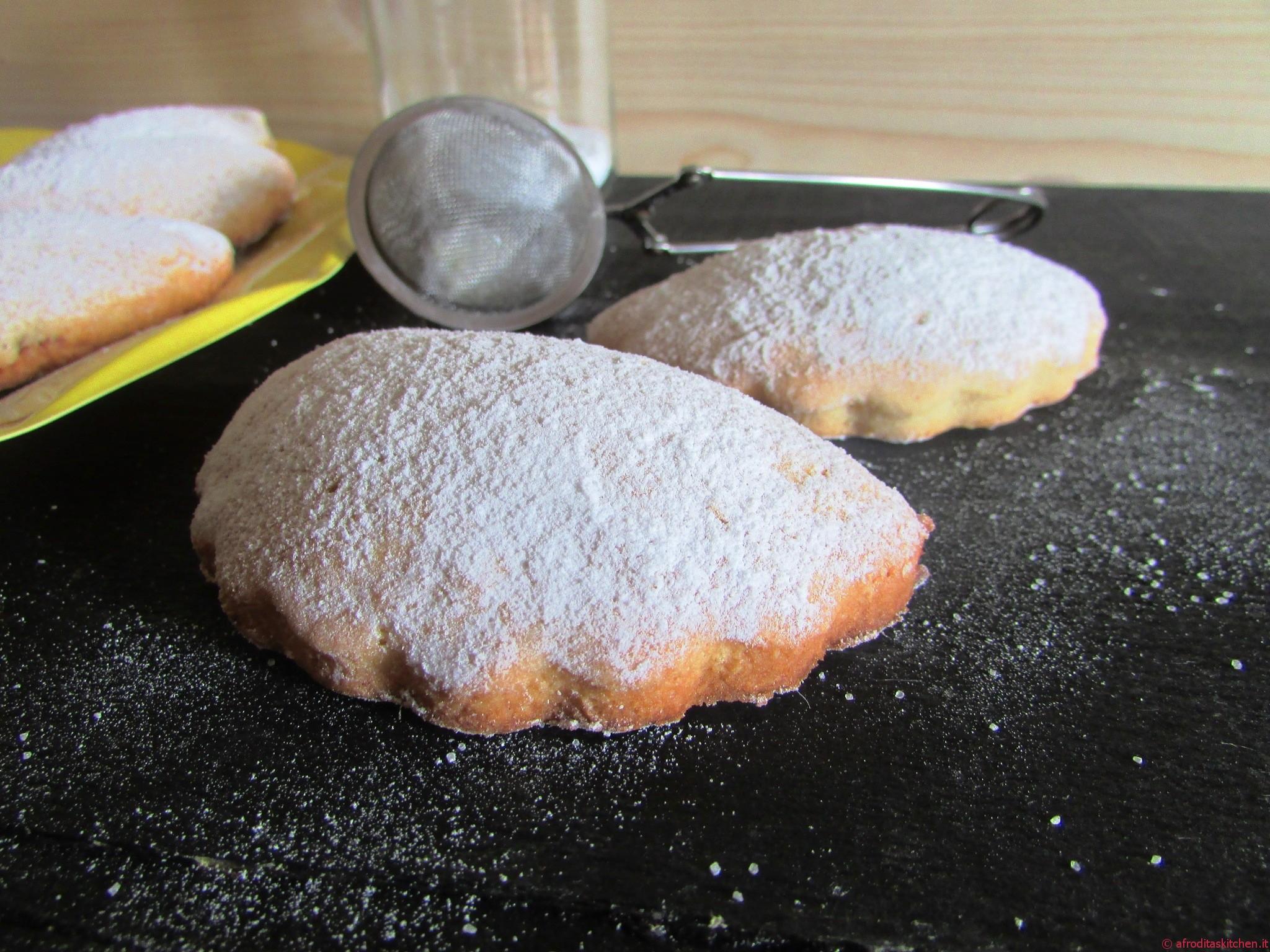 Tortelli dolci di Carnevale al forno