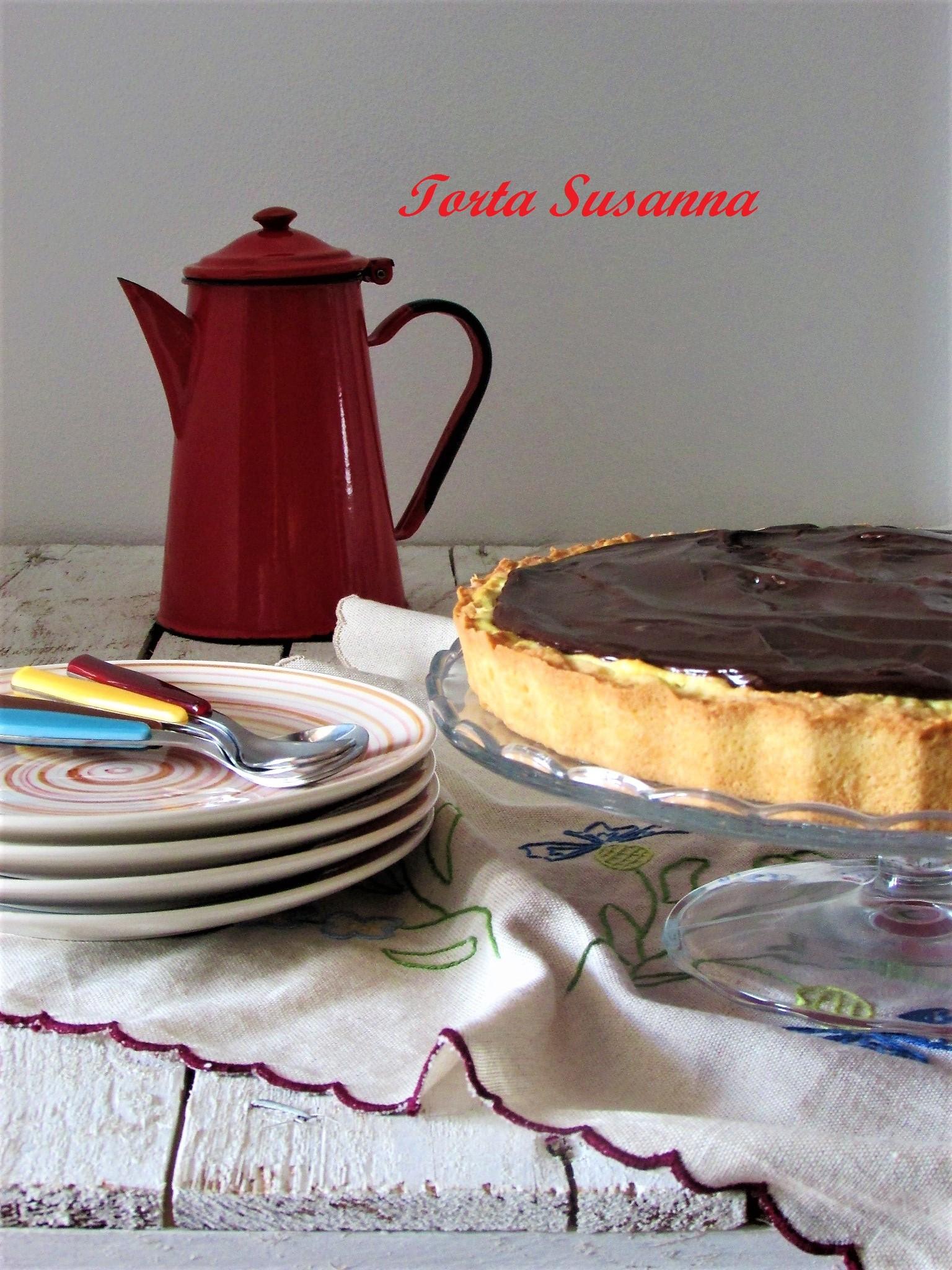 Torta Susanna: la crostata golosa di Parma