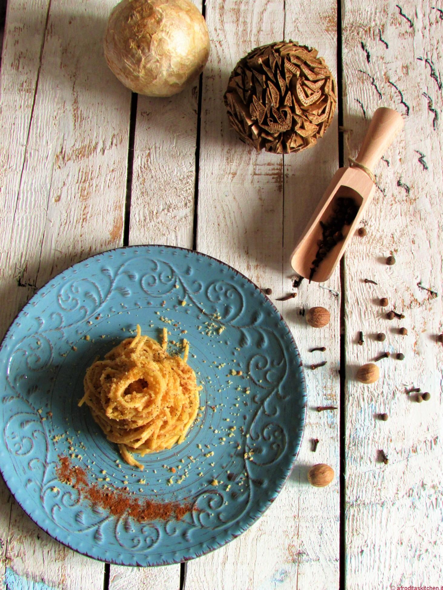 Spaghetti da Quaresima di Pellegrino Artusi