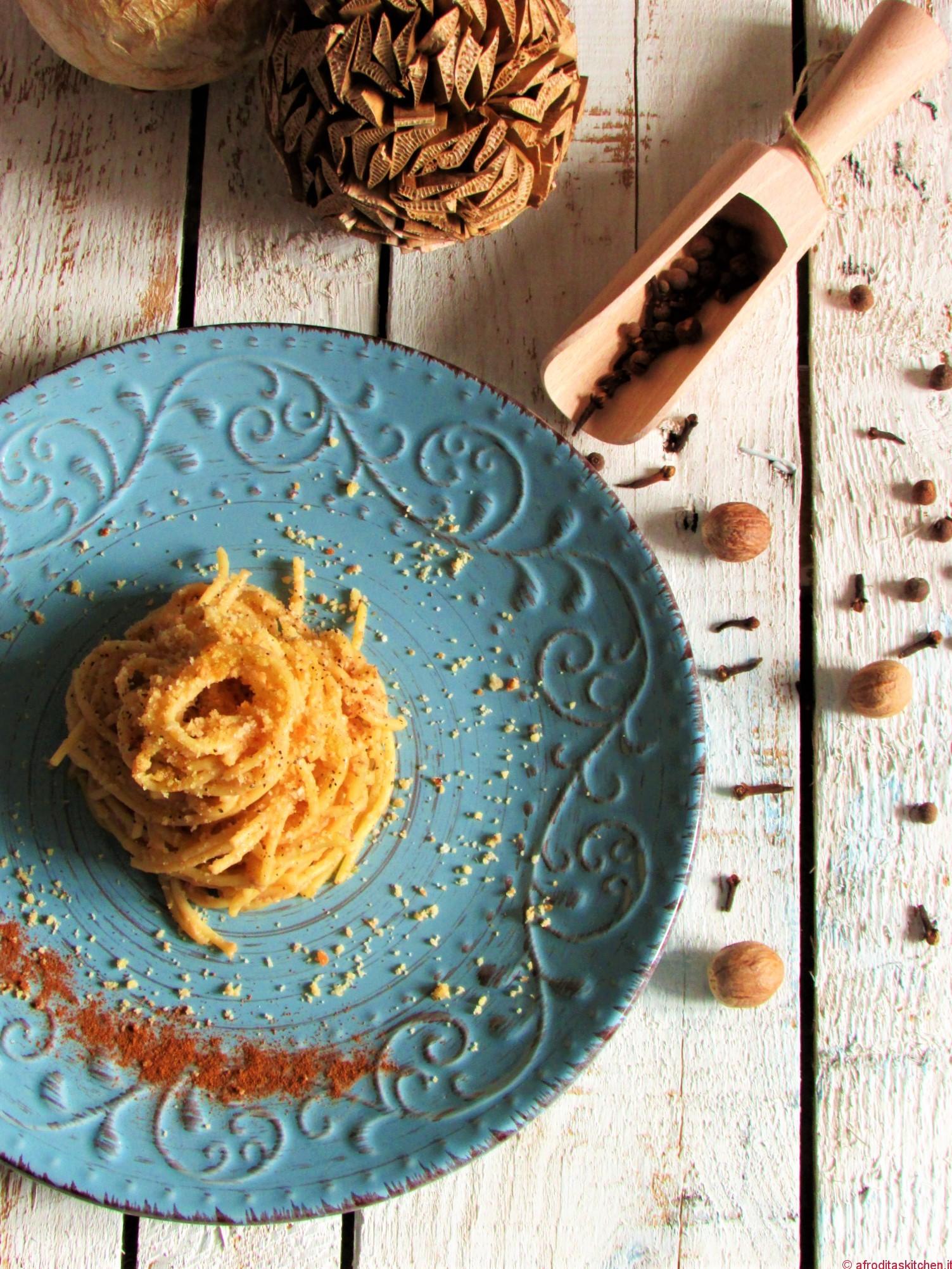 Spaghetti da Quaresima