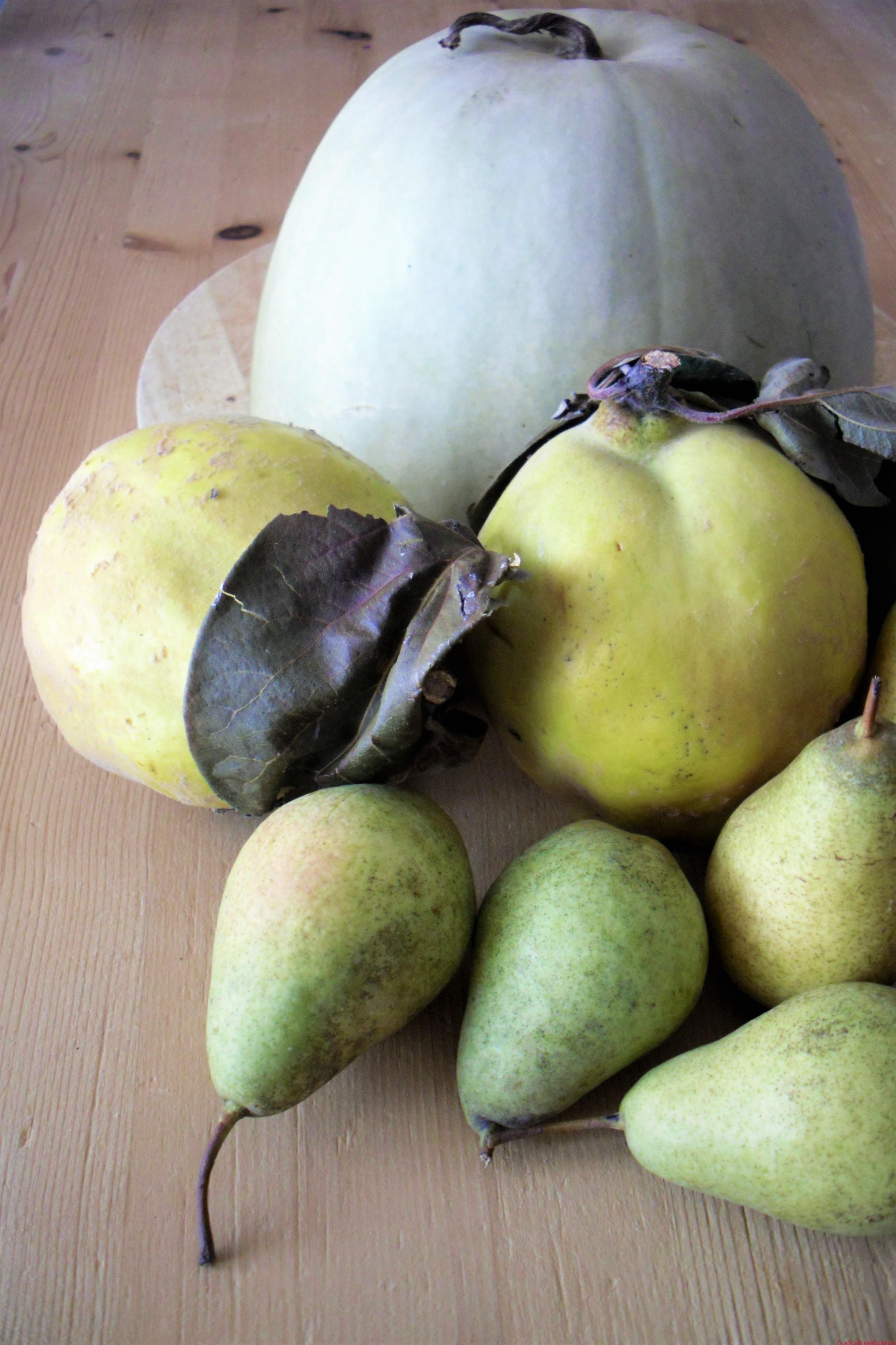 Frutta per mostarda