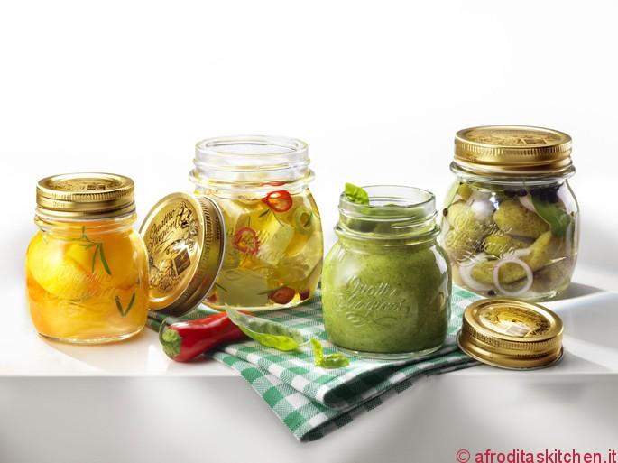 Calendario del Cibo Italiano: I metodi di sterilizzazione dei vasetti per le conserve e la pastorizzazione